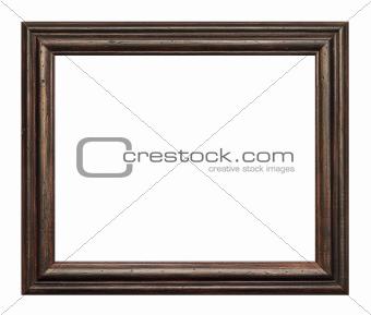 Wooden frame handmade
