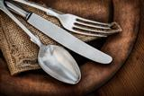 Vintage silverware