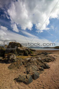 Newborough Beach, Anglesey, Wales