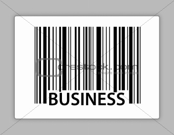 business upc code