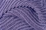 close up grey knitted pullover background