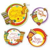 Gift christmas tags 2