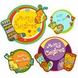 Gift christmas tags 3