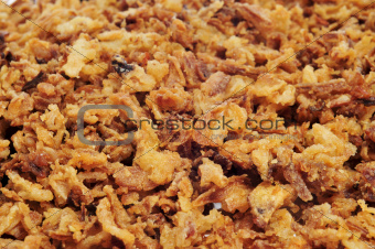crispy french fried onions