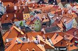 roofs of Krumlov