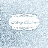 Christmas Card Background. Vector illustration, EPS8