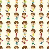 seamless people play music pattern