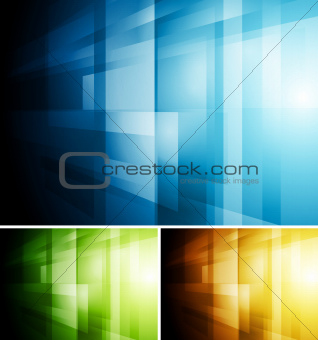 Abstract hi-tech vector backdrop
