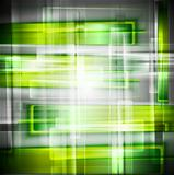 Bright green vector backdrop