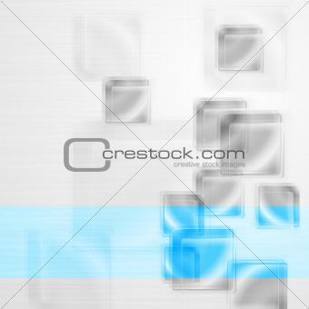 Grey vector design