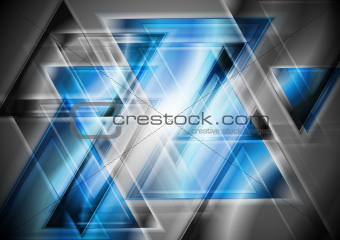Bright geometrical design