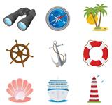 Sea icons