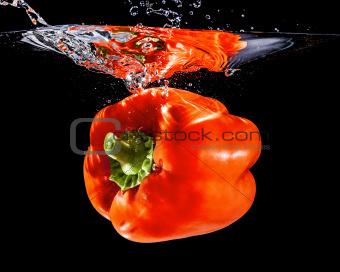 paprika water