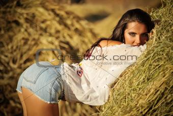 girl in shirt