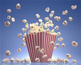 Popcorn Flying