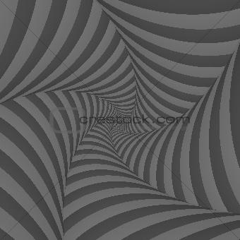 Monochrome Spiral