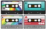 Audio Cassette Tapes