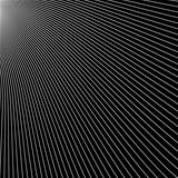 Abstract diagonal radial beams on black background.
