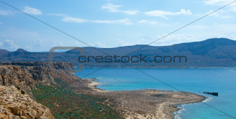 Among the islands of the Aegean Sea