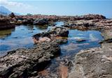 Rocky shore