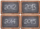 Incoming years on blackboard