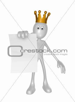 order of king