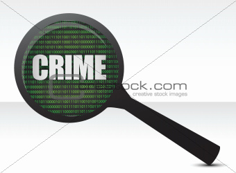 crime under investigation