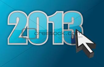 2013 and cursor
