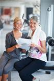 Seniors get great rates at out gym!