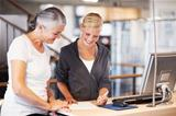 Senior members get contract benefits at this gym! 