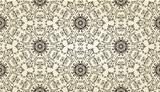 Vector Vintage Highly Detailed Seamless Pattern
