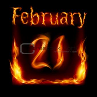 Calendar of Fire