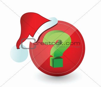 Christmas surprise concept