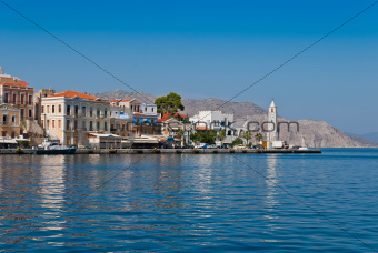 Symi Island, Greece, Dodecanese