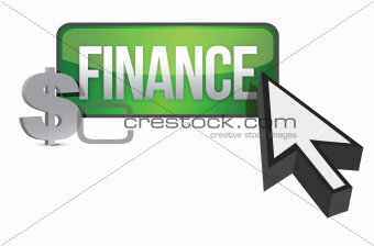 finance selection concept