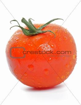 Tomato straight from garden