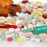 Collection of prescription drugs