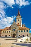 Marija Bistrica - croatian marianic shrine cathedral