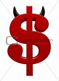 dollar devil
