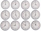 collection of clock