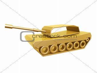 golden tank curve