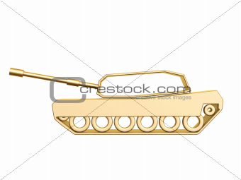 golden tank curve
