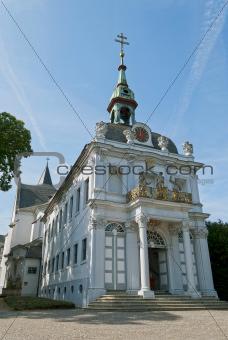 Kreuzberg Church in Bonn