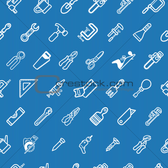 Tilable tools background texture