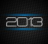 2013 hight tech style new year 