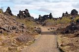 Dimmuborgir, Iceland