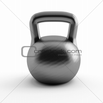 cast-iron weight for physical exercises