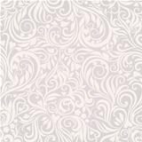 Seamless floral lightgrey background