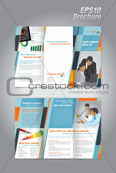 Brochure - Business theme