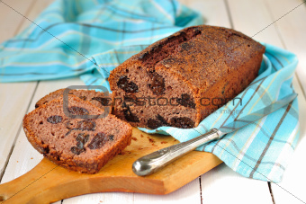 Prune and Port Bread